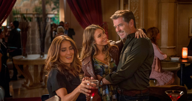 Some Kind of Beautiful Clip with Pierce Brosnan and Jessica Alba.