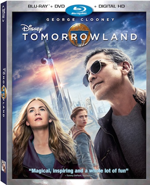 Tomorrowland Coming to Blu-ray and Digital HD October 13.