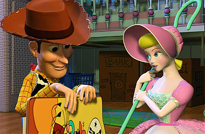 Toy Story 4 Will Be About Woody Falling In Love With Bo Peep - ComingSoon.net