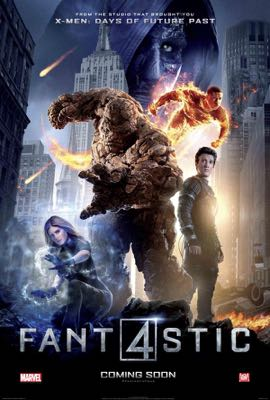 ComingSoon.net's Fantastic Four review.