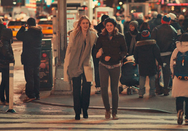 CS Video: Greta Gerwig and Noah Baumbach on Their Comedy, Mistress America.
