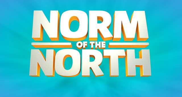 Norm of the North Trailer: The January 2016 Animated Release.