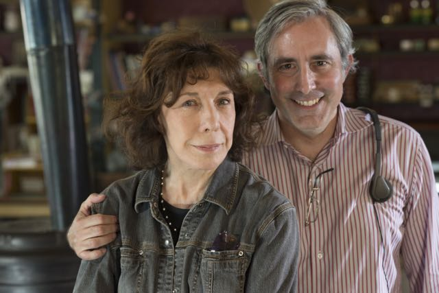 Paul Weitz Interview: The Director of Grandma with Lily Tomlin.