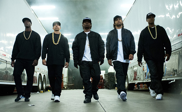 Straight Outta Compton Wins Its Second Straight Weekend.