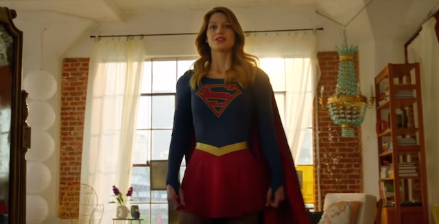 Watch a new Supergirl video that encourages you to be super!