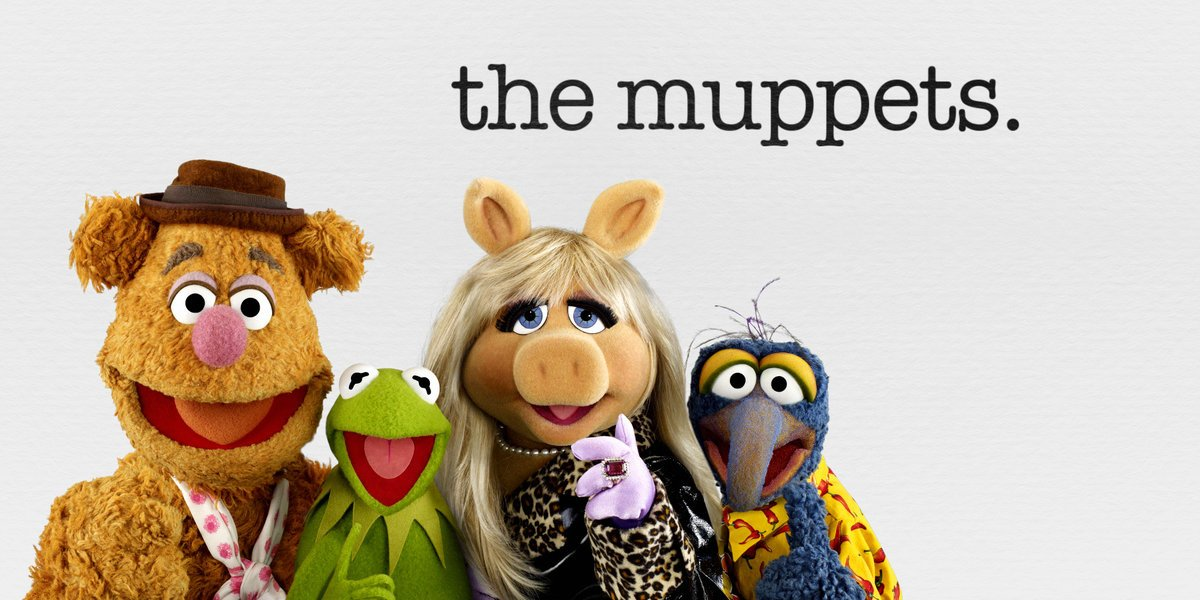 'The Muppets' TV Show 2015 Cast