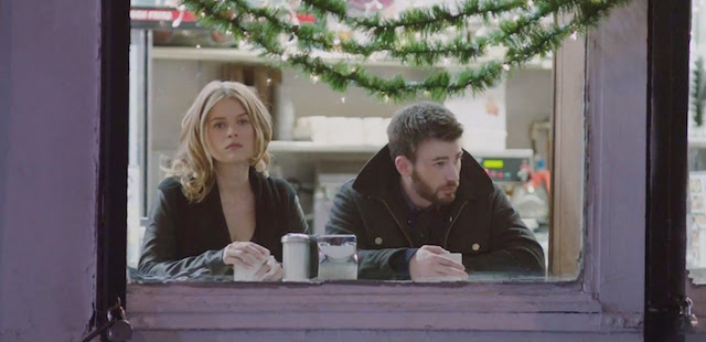 Chris Evans and Alice Eve discuss Chris Evans' directorial debut, Before We Go.