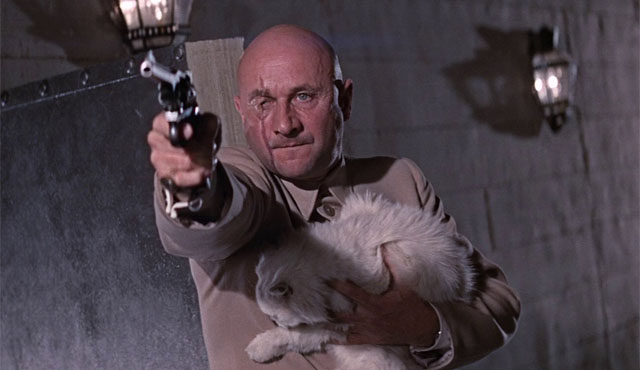 Blofeld is considered to be Bond's arch-foe on the list of James Bond villains.