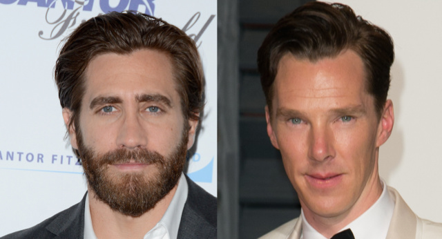 Benedict Cumberbatch and Jake Gyllenhaal are looking into headlining The Current War.
