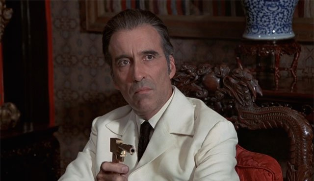 Francisco Scaramanga is among the most remembered James Bond villains.