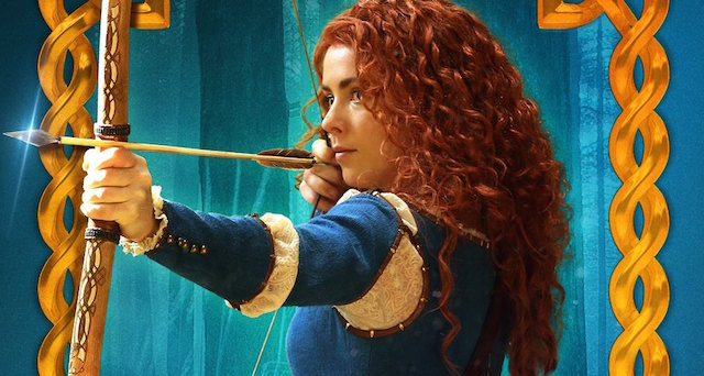 A new Merida poster teases the character's debut on the new season of Once Upon a Time.
