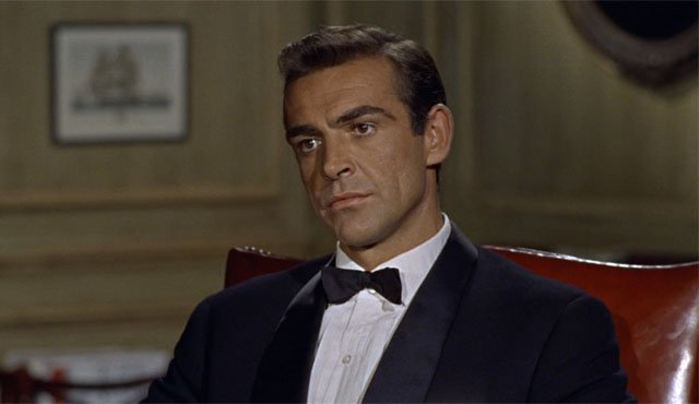 Sean Connery has six entries in the list of official James Bond movies.