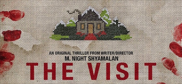 M. Night Shyamalan talks about his latest, The Visit.