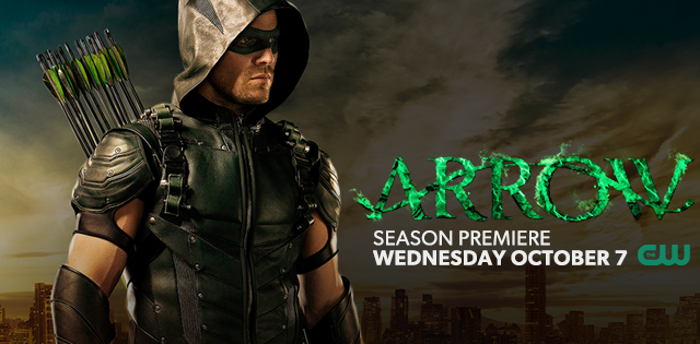 The First Promo Photos from Arrow Season 4 Premiere!