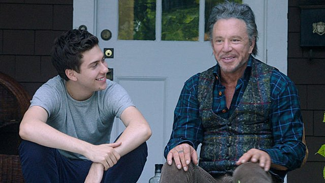 Exclusive Ashby Clip Featuring Nat Wolff and Mickey Rourke.