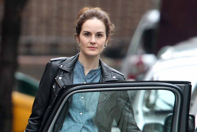 The Sense of an Ending Starts Production, First Images of Michelle Dockery.
