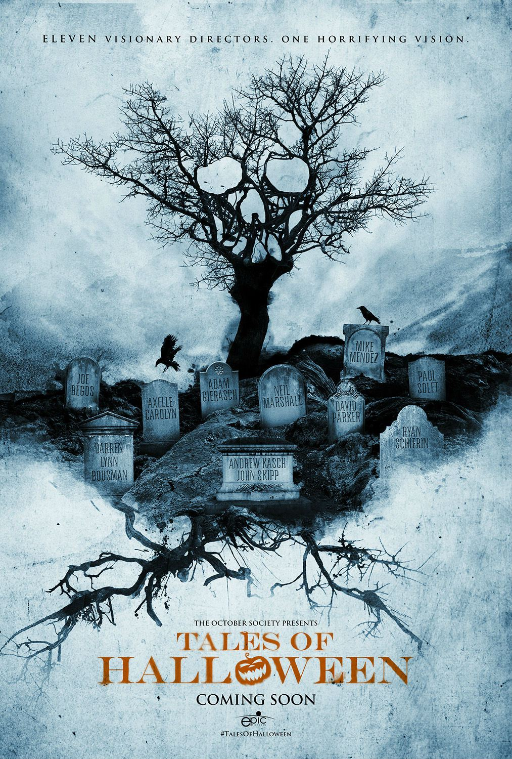 Uncategorized Halloween Tales advance review trevor parker takes on tales of halloween comingsoon net