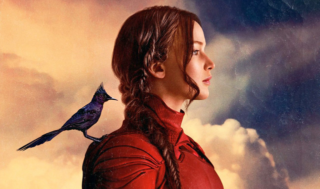 The Hunger Games: Mockingjay Part 2 IMAX Poster Revealed