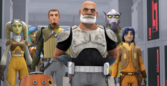 You'll Find the Full Star Wars Rebels Season 2 Trailer is Full of Surprises