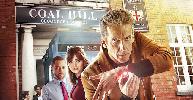 Get ready for a new Doctor Who spinoff series with Class.