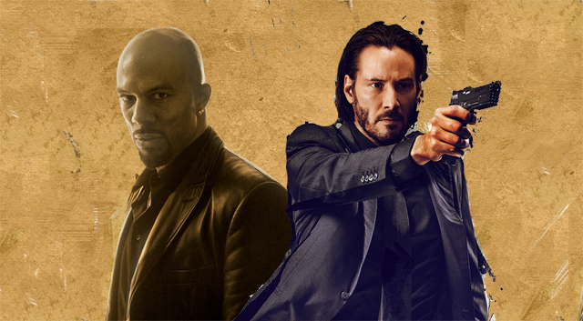 Common will play the John Wick 2 villain.