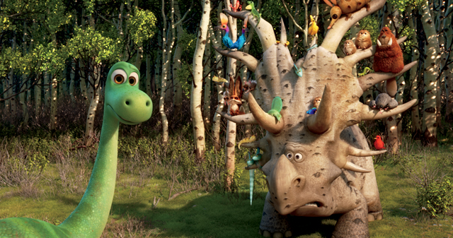 Meet The Good Dinosaur characters in our handy guide!