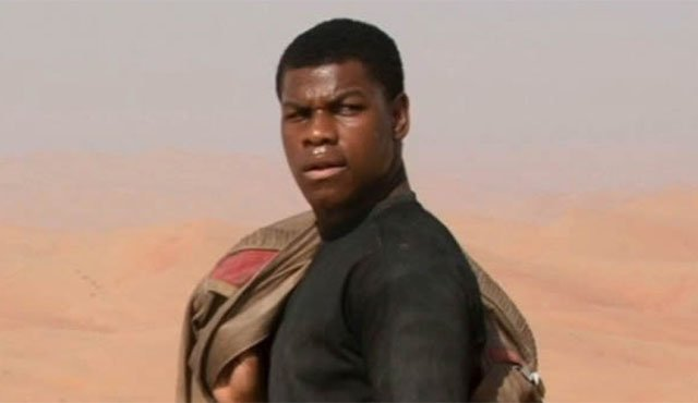 Many fans are excited to see John Boyega in the Star Wars: The Force Awakens cast.