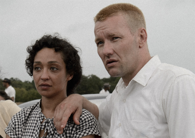 Joel Edgerton and Ruth Negga in the First Photo from Equality Drama Loving.