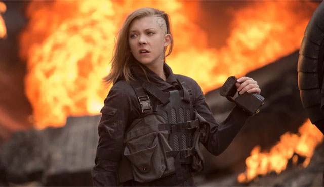 Natalie Dormer Mockingjay part 1 was an important addition to the Natalie Dormer movies canon.