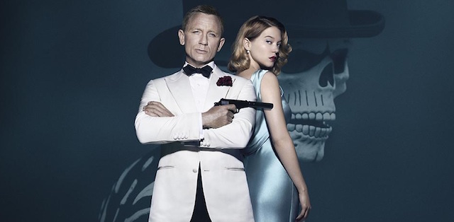 SPECTRE DVD and Blu-ray to Debut in February.