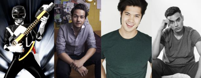"Testing for the role of Zack/The Black Ranger in the Power Rangers reboot are Daniel Zovatto (It Follows), Ross Butler (""Chasing Life"") and Brian ""Sene"" Marc (""Major Crimes"")."