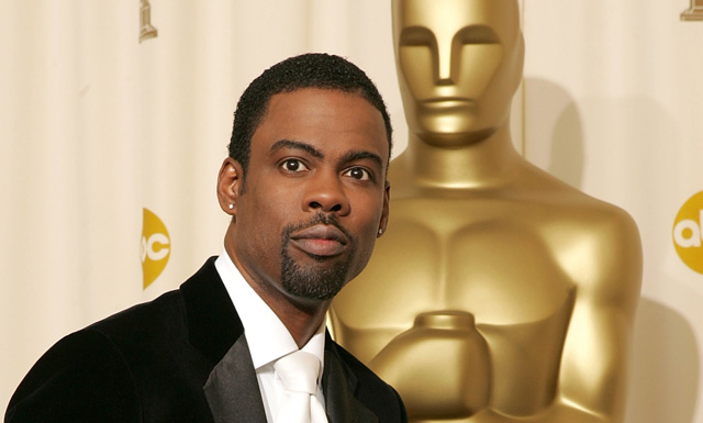 Chris Rock Returns to Host The Oscars.