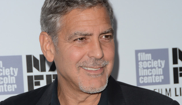George Clooney is ready to finally direct Suburbicon!