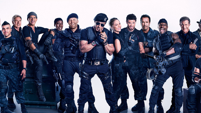 The Expendables 4 is on its Way!
