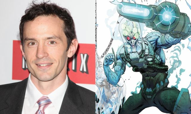 Gotham Adds House of Cards' Nathan Darrow as Mr. Freeze