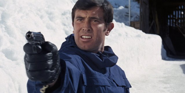 George Lazenby has the shortest run of the main James Bond actors, appearing in only one film.
