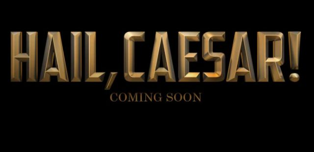 The Hail, Caesar! trailer has arrived!