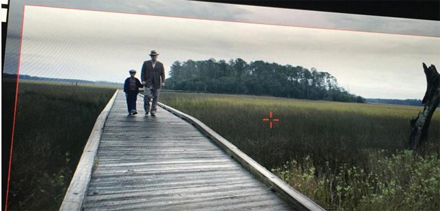 Check out the first shot from Ben Affleck's Live by Night!