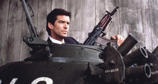 For many young James Bond fans, Pierce Brosnan was the first of the James Bond actors they saw on the big screen.