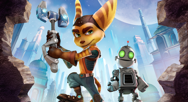 CS Video: James Arnold Taylor and Bella Thorne on Ratchet and Clank
