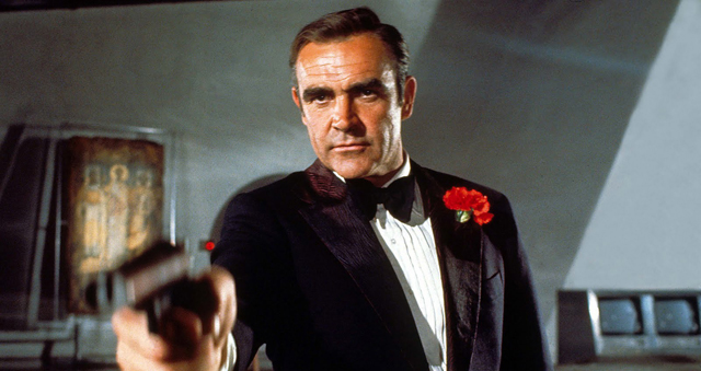 Chronologically speaking, Sean Connery deserves multiple entries on the list of James Bond actors.