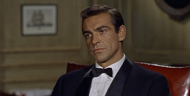 Sean Connery is arguably the most famous of the James Bond actors.