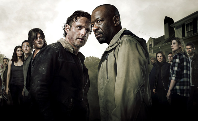 The Walking Dead Midseason Premiere Trailer.