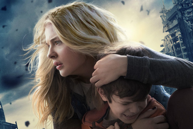 Video interviews with The 5th Wave cast.