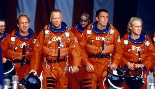 Armageddon, directed by Michal Bay, still makes our list of JJ Abrams movies