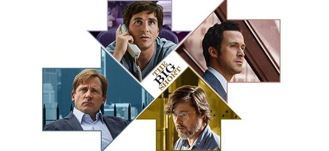 Watch the new The Big Short movie trailer!