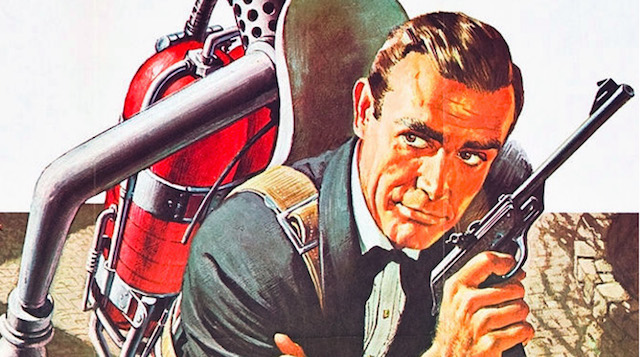 Take a look at our visual guide to the best James Bond gadgets.