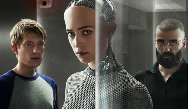 Ex Machina was one of the most recent Oscar Isaac movies.