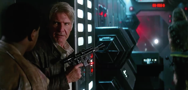 Check out new Force Awakens footage with a brand new TV spot!