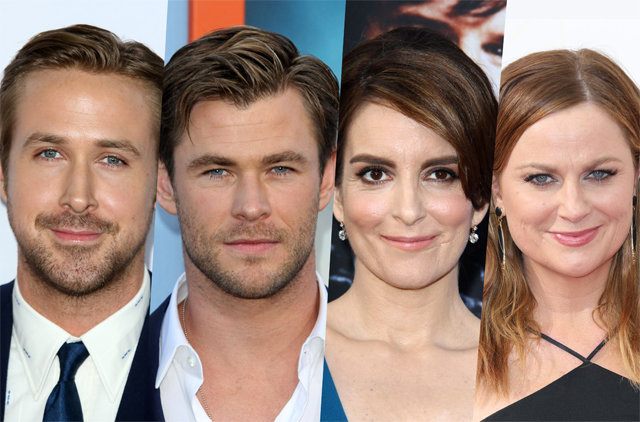 Ryan Gosling, Chris Hemsworth, Tina Fey & Amy Poehler to Host SNL.